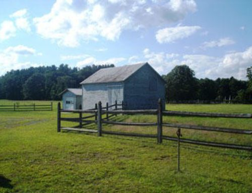 Conservation Easement Approved For Saratoga's Pitney Farm