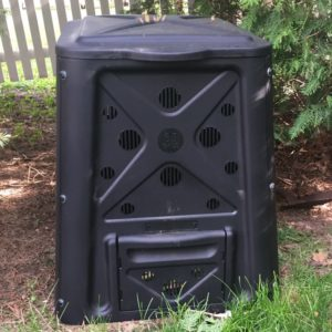 Backyard Composting Bin
